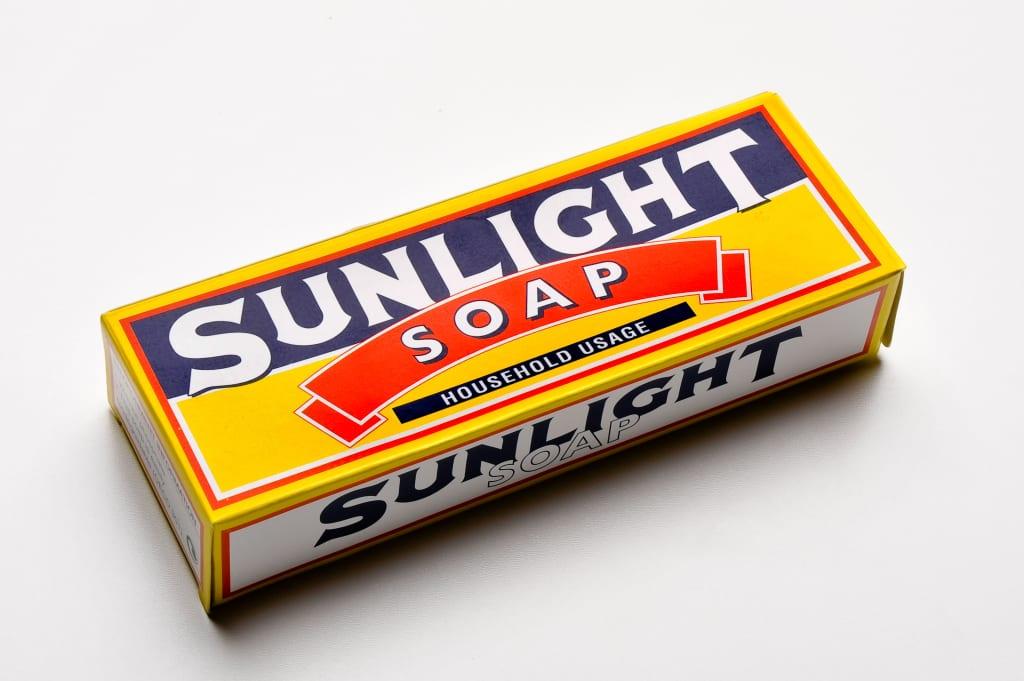 Sunlight Soap