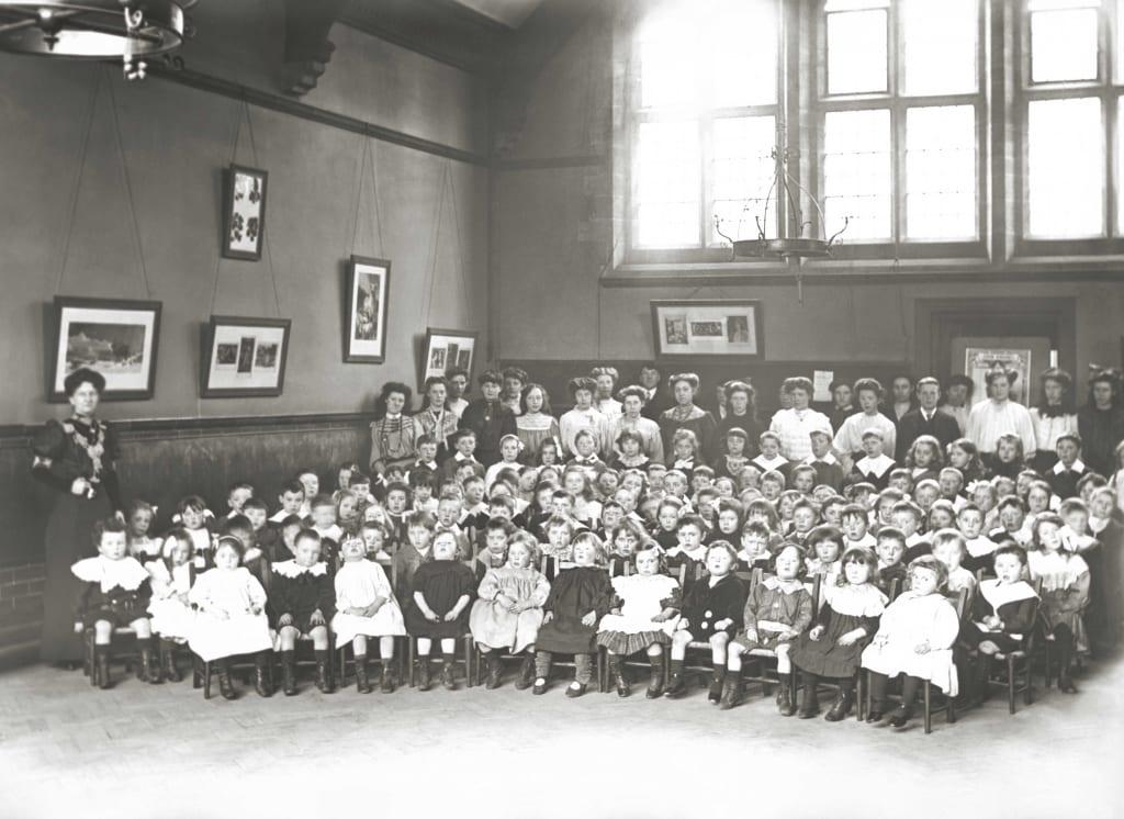 2.5.5 Park Road Schools c1900